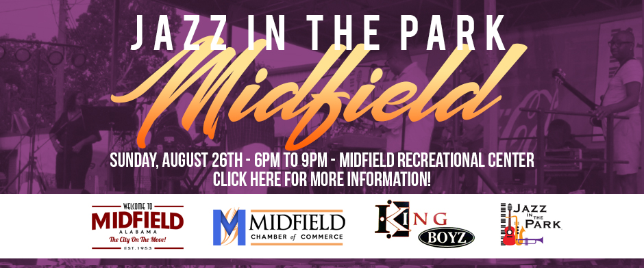 Jazz In The Park Midfield 2018 Chamber Site