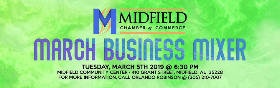 Spring Business Mixer 2019 Site