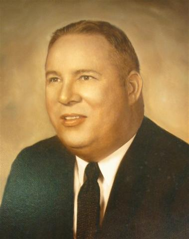 "Mayor William ""Bill"" Waldrop, 1956 - 1960.	City Council: C.H. Hamilton, N.B. Breland, James Tuggle, Floyd Davis, John Kelsoe"