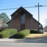 Walnut Grove United Methodist Church, 